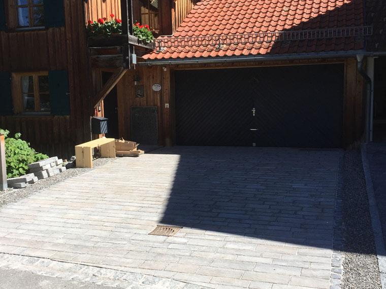 Gartenwerk Schmid Pflasterarbeiten